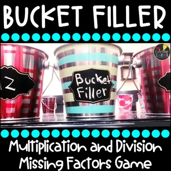 Missing Factor Multiplication and Division Game