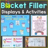 Bucket Filler Activities, Bulletin Board, Class Pledge, Anchor Chart
