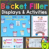 Bucket Filler Activities, Bulletin Board, Class Pledge, An