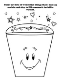 Bucket Filler Activity Sheet