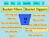 Bucket Filler Anchor Chart Sort