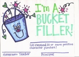 Bucket Filler Award!