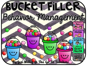 Bucket Filler Behavior Management