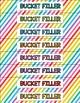 Bucket Filler Bracelets | FREE