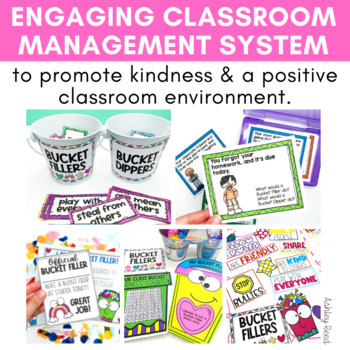 How Full Is Your Bucket? | Buckets, Free and School