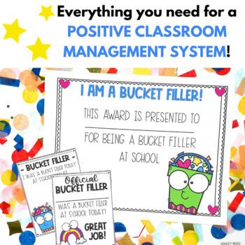 Bucket Filler Brigade {Single Classroom License}