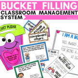 Bucket Filling and Bucket Filler Activities for Classroom