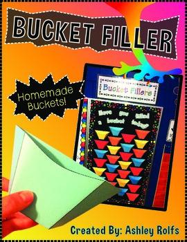 Bucket Filler Buckets-Homemade & Cheap!