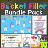 Bucket Filler Bundle (Activities, Bulletin Board, Class Pl