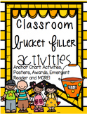 Bucket Filler! {Classroom Activities}