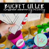 Bucket Filler Classroom Community Activity