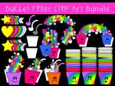 Bucket Filler Clip Art Bundle