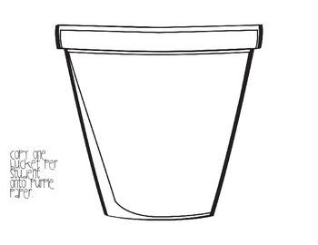 Bucket Filler Craftivity