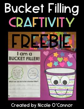 Bucket Filling Craftivity