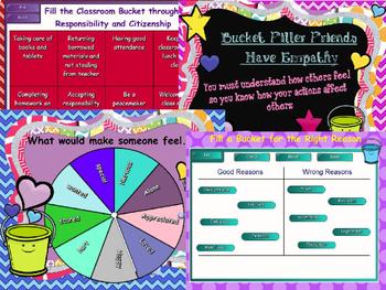 Bucket Filler Friends: PowerPoint Version
