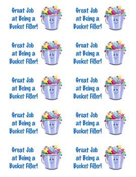 fill your vitality bucket pdf