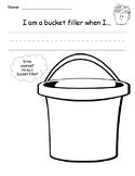 Bucket Filler Intro Activity