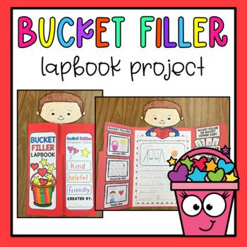 Bucket Filler Lapbook Project