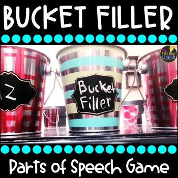 Parts of Speech Game