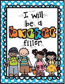Bucket Filler Posters {Freebie}