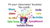 Bucket Filler PowerPoint