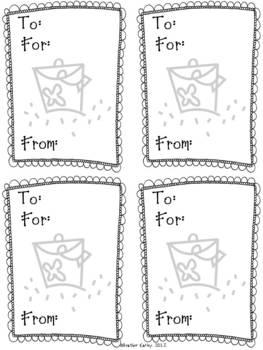 Bucket Filler Slips:  Creating a Positive Classroom Community