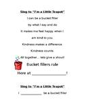 Bucket Filler Song