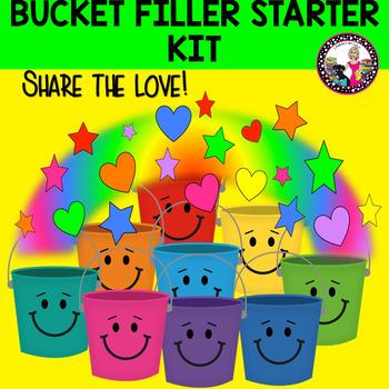 Bucket Filler Starter Kit! K-5! With Editables too!