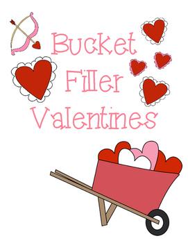 Bucket Filler Valentine Gram