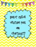 Bucket Filler Writing and Craftivity