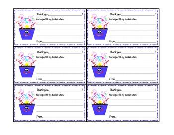 Bucket Filler for Classroom Management