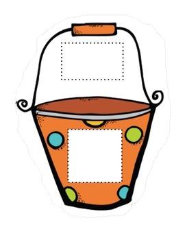 Bucket Fillers!