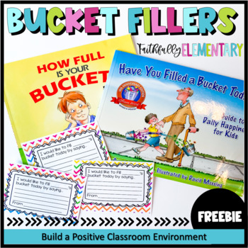 Free Printable Bucket Fillers