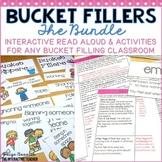 Bucket Filler BUNDLE: Bucket Filling Sorts, Activities & R