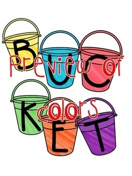Bucket Fillers Bulletin Board - Have You Filled a Bucket Today?