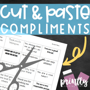 Cut and Paste Compliments