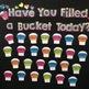 Bucket Filler EDITABLE Display