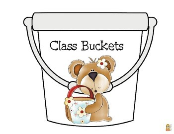 Bucket Fillers- Students and Staff