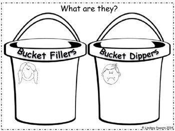 Bucket Fillers - Teaching Kindness in February