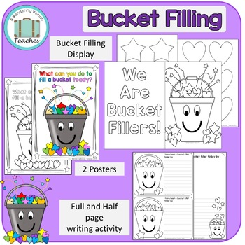 Bucket Filling And Kindness A-Z