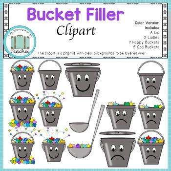 Bucket Filling Clipart