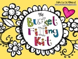 Bucket Filling Kit!  Great @ Valentine's Day, to build community, teach kindness