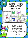Bucket Filling Math Around the Room