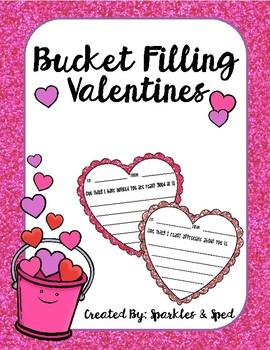 Bucket Filling Valentines