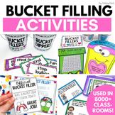 Bucket Filling and Bucket Filler Activities for Classroom