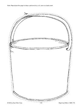 Bucket (Make Books with Children)