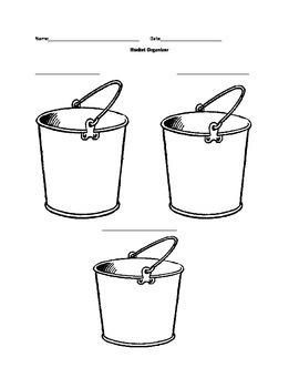 Bucket Organizer