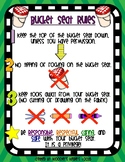 Bucket Seat Rules Poster - Flexible / Alternative Seating