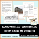 Buckingham Palace - London England - History, Facts, Color