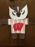 Bucky Badger - Wisconsin Badgers